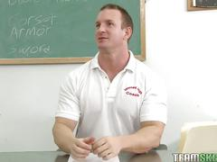 Sheena shaw fucked hard by her muscled horny teacher