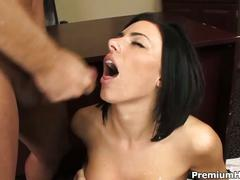 Office sex with hot secretary juelz ventura