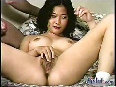 Sara is an asian slut
