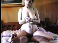 Naughty tonya loves black cock