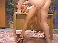 Sexy hottie kobe tai gets fucked hard by hard cock!!
