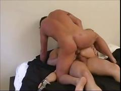 anal, blondes, double penetration