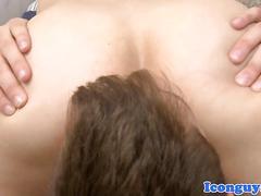 Cocksucking tattooed stud sixtynining