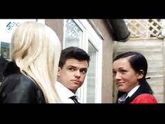 Hollyoaks uk soap sexy moment