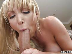 milf, facesitting, blonde, big tits, blowjob, dildo, oiled, bubble butt, riding cock, anal insertion, anal sex, mr. anal, bangbros network, nikki benz