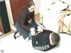 Young stud getting enticed in hardcore pounding my naughty milf