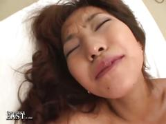 Naughty amateur japanese chick gets fucked hard