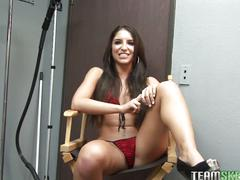 Giselle leon blowjob and swallow