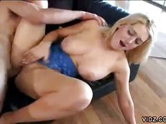 Young jessica sweet pampers daddy's cock