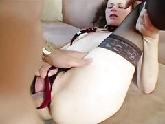 Young couple loves kinky fun sex