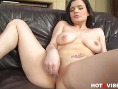 Sexy nicole ray steals sex toy