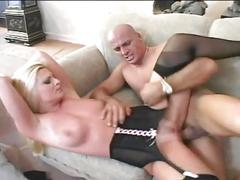 Bobbi eden fucks to pop