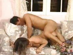 Kirsty waay humps cock on the couch