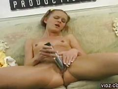 Keegan sky and her silver plaything