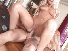 Cute blonde hustler nikki kane fucked hard