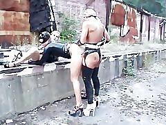 Fetish fucking lesbians