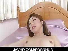 Hot milf reina nishio is looking fucking fantastic in her sex lingerie