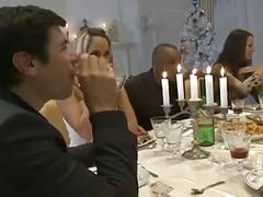 Christmas dinner-oh cum all ye faithful