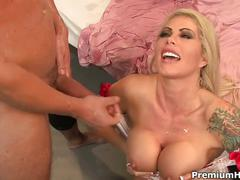 Busty nurse brooke haven gets pussy pounded