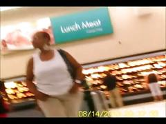 Black women in public - non nude