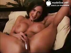 amateur, huge, nudelive, pussy, show off, tits, toys