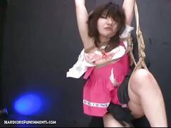 Japanese bondage sex - pour some goo over me (pt 2)
