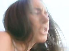 anal, big ass, big tits, brunette, hardcore, pussy, anal sex, assfucking, big boobs, brown hair, busty, cowgirl, doggy style, nice ass, reverse cowgirl, shaved pussy