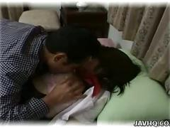Japanese schoolgirl saki uchida fucked
