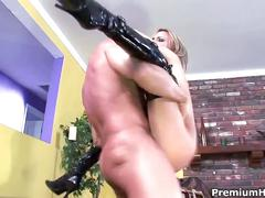Holly wellin analed hard by massive cock