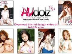 Sexy asian maid riko tachibana hot threesome