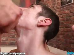 Bisexual threesome cumshot compilation - free porn videos - youporn.mp4
