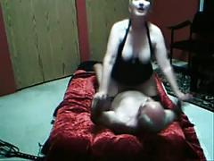 Dirty talking slut wife