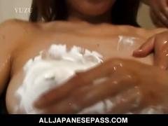 Aya kurosaki lubed and groped