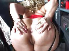 Very nice bbw's ass