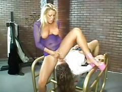 Lesbian squirting bukkake