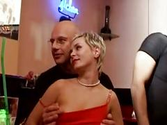 Gangbang with german milfs 3
