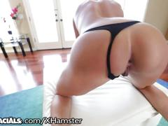 1000facials cock hungry milf covered in cum