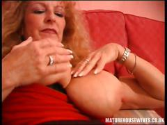 Big boobs mature solo 02