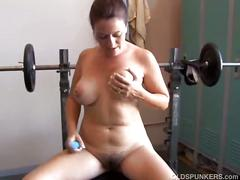 big tits, masturbation, mature, milf, solo, toys, big boobs, busty, dildo, masturbating, mature amateur, mom