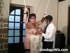 bdsm, bondage, fat, fetish, mature