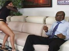 babe, big dick, big tits, brunette, cumshot, hardcore, interracial, milf, pornstar, pussy, kendra, sean michaels, beauty, big black dick, big cock, black hair, black on white, busty, cowgirl, cum on tits