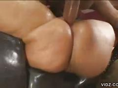 Big booty vixen britney stevens receives cum load