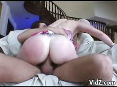 Slut charlotte stokely moans in satisfaction