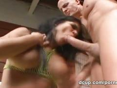 Hardcore anal fuck with busty latina alexis amore