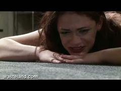 Figged caned1 640x480wasteland bondage sex movie - a young caning (pt 1)