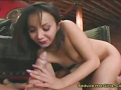 Hot asian katsuni fucked hard and a cumshot