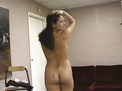 Casting for porn - dawn does everything