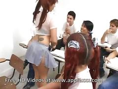 black hair, college girl, cutie, group fuck, huge dildo, huge toy, school girl, students sex, babe, brunette