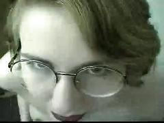 Audition #45 (20 y.o. dirty girl with glasses)
