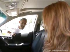Janet mason rammed thug's dick